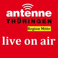 ANTENNE THÜRINGEN - Live on-air - Mitte